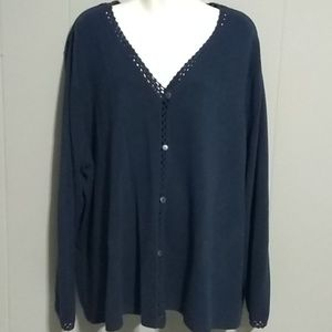 CATO knitted cardigan Size 26/28